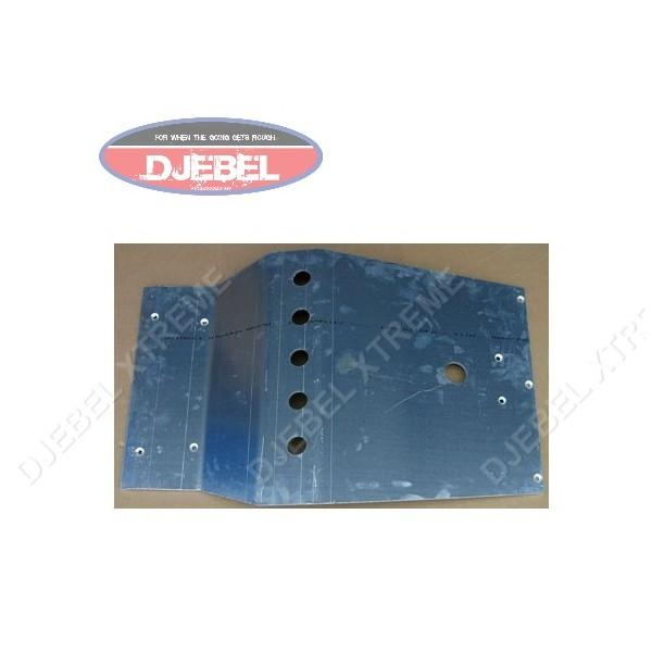 BLINDAGE SABOT AVANT DJEBEL LINE pour Toyota KDJ 120/125