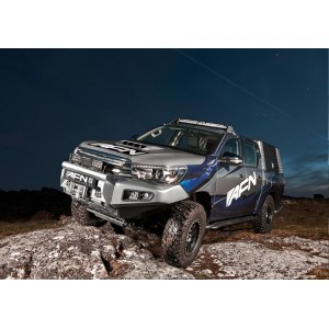 PARE CHOC AVANT by AFN HILUX REVO