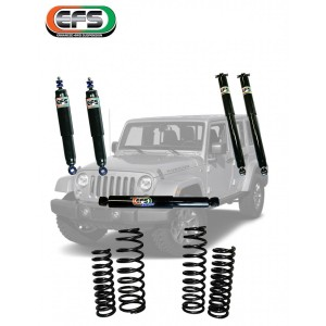 Kit suspension EFS +7.5cm...