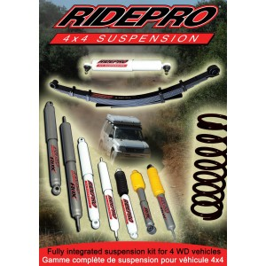 AMORTISSEUR RIDEPRO CLASSIC ARRIERE TOYOTA HILUX PICK UP 1988-97 IFS