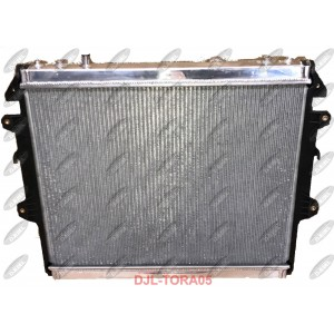 RADIATEUR ALU GRAND VOLUME DJEBEL TOYOTA HILUX VIGO