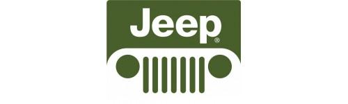 Sélection de suspensions pour les véhicules tout-terrains et 4x4 Jeep.