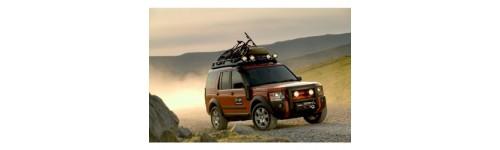 Accessoires speciaux pour Land-Rover
